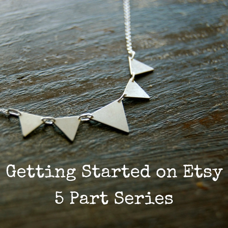 Our guide to getting started on Etsy