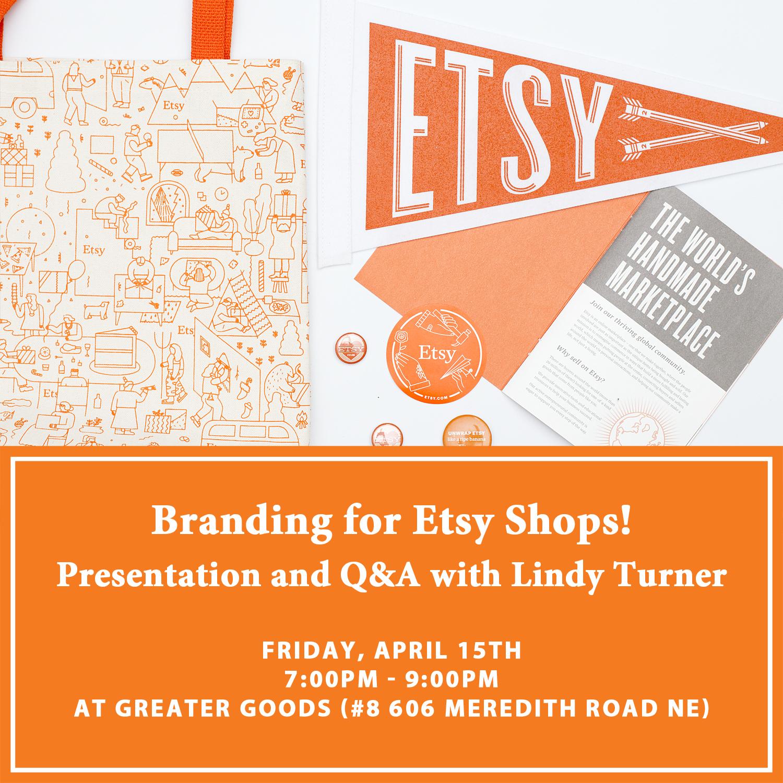 Etsy Calgary - Branding Dates Announcementw
