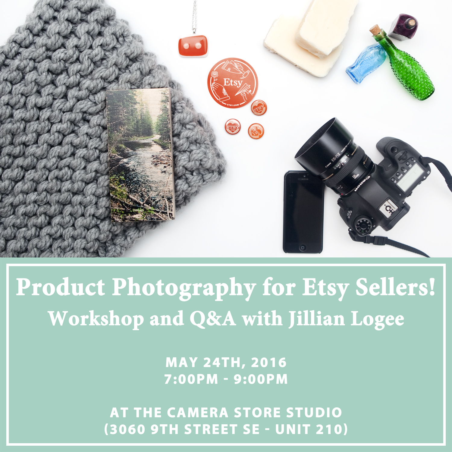 Etsy Calgary - Photo Dates Announcementw