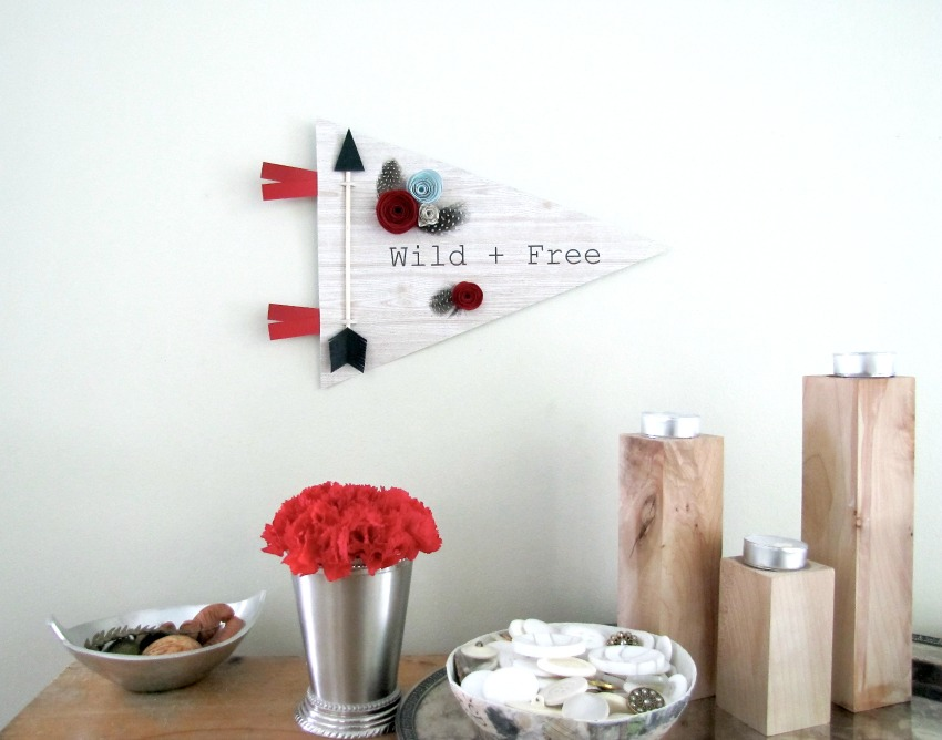 Paper Flag Banner - Etsy Craft Party