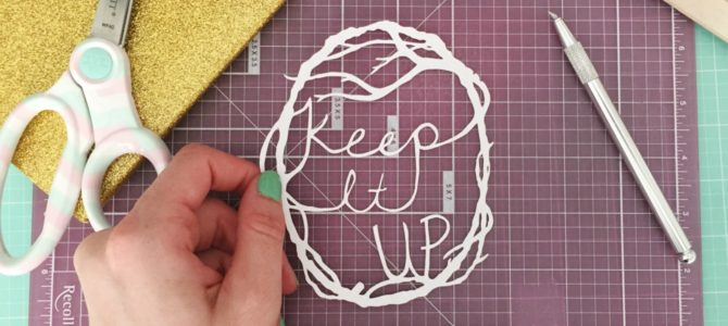 Paper Cutting Tutorial Etsy Craft Party Etsy Calgary