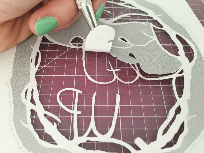 Etsy Craft Party 2016 - Paper Cutting Tutorial by Sam of CatFriendo